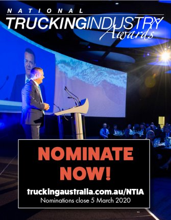 2020 National Trucking Industry Awards