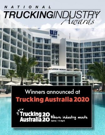 2020 National Trucking Industry Awards