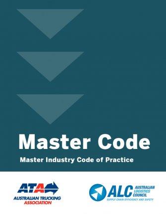 Master industry code of practice